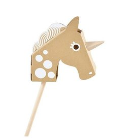 Flatout Frankie Flatout Frankie little unicorn head