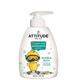 Attitude Attitude Little Ones bubbelbad pear nectar