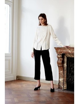 La  Collection Claudine Trousers