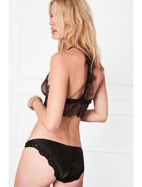 Anine Bing Lux Satin Panties