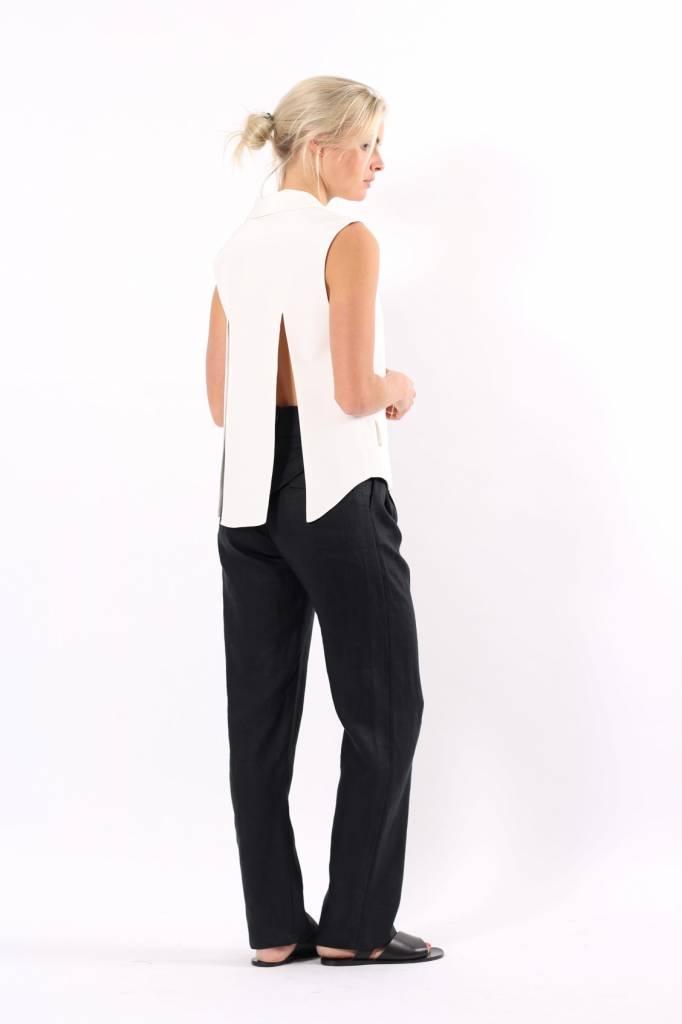 Matin Open Back Classic Vest