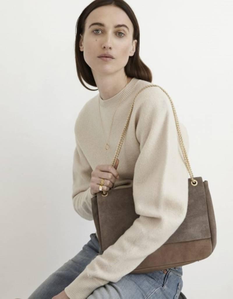 Mimi Et Toi Belle Bag Khaki