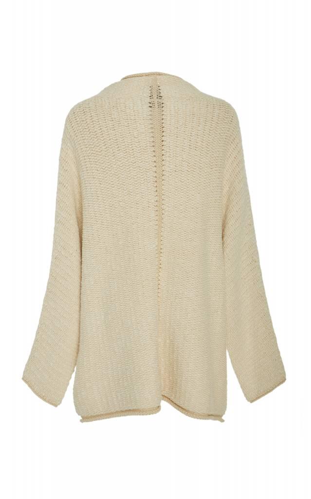 Lauren Manoogian Knit Weave Pullover