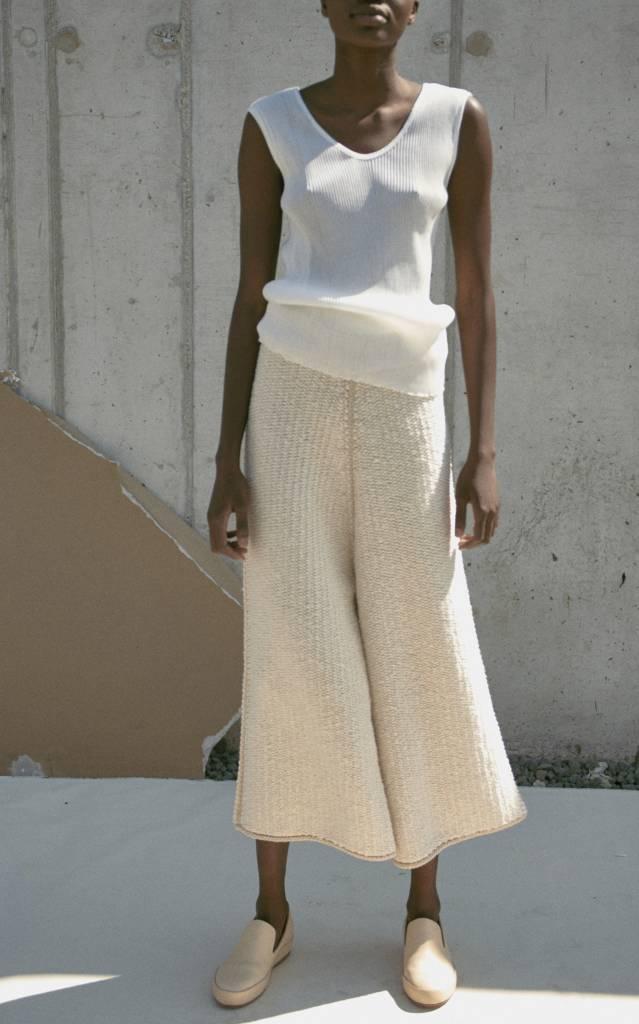 Lauren Manoogian Knit Weave Pants