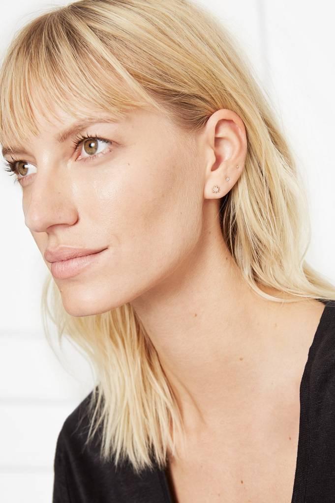 Anine Bing Mini Gold Stud Earring