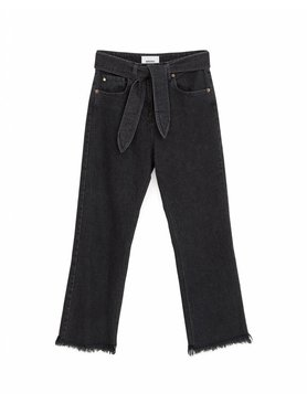 Nanushka Pyramid Wide Leg Jeans