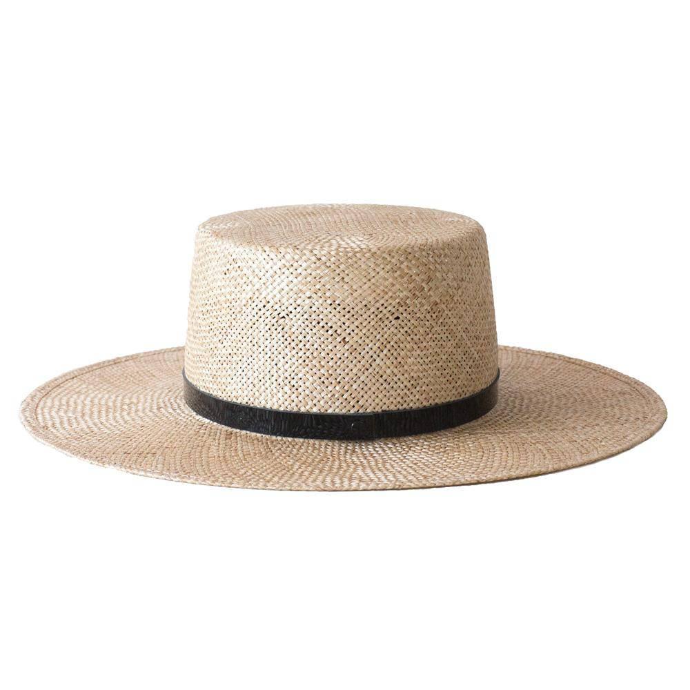 Janessa Leone Mason Hat