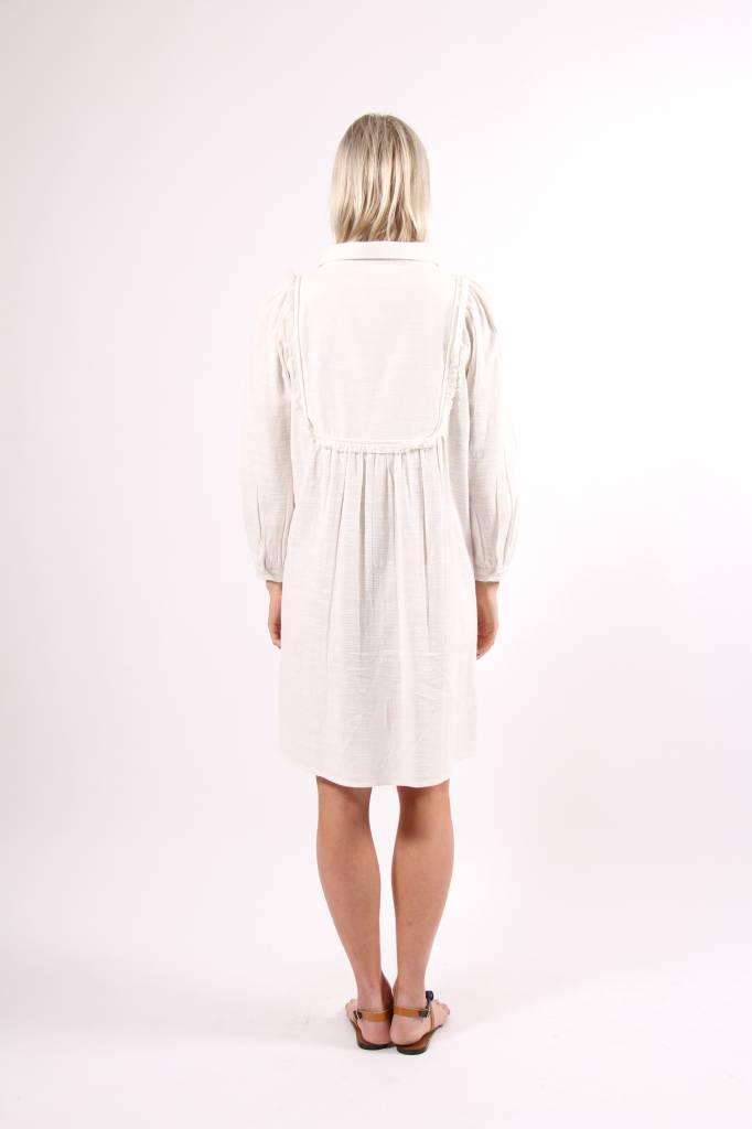 My Sunday Morning Bradley Long Sleeve Dress