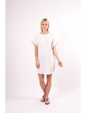 My Sunday Morning Gina Short Sleeve Dress