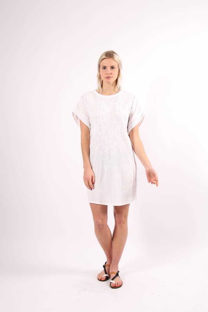 My Sunday Morning Gina Short Sleeve Dress