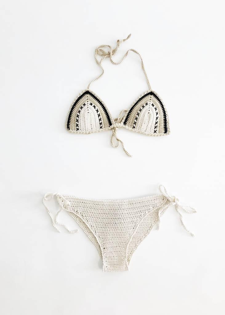 Lupe Mar Crochet Bikini