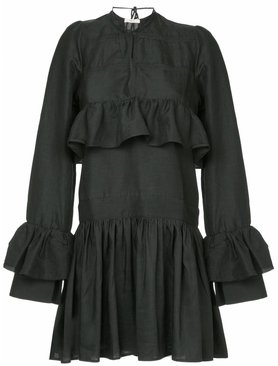 Matin Haarlem Ruffle Dress