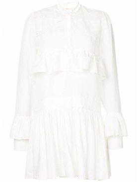 Matin Haarlem Ruffle Dress