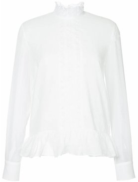 Matin Almere Lace Trim Top