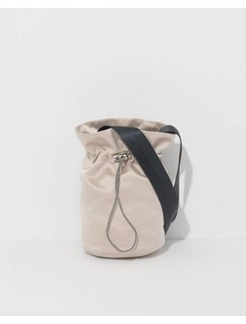 Nomia Small Crossbody Bucket Bag