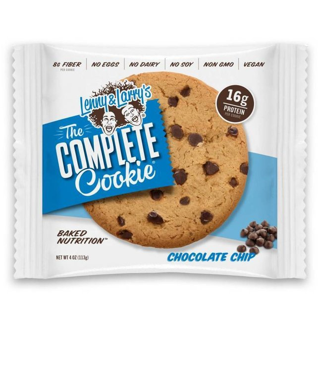 Lenny & Larrys Complete Cookie Chocolate Chip 113g