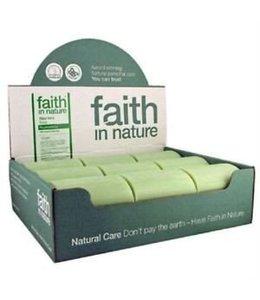 Faith in Nature Aloe Vera Soap Unwrapped X 18 Box