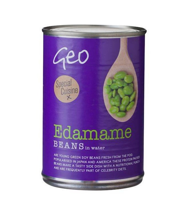 Geo Edamame Beans In Water 400g