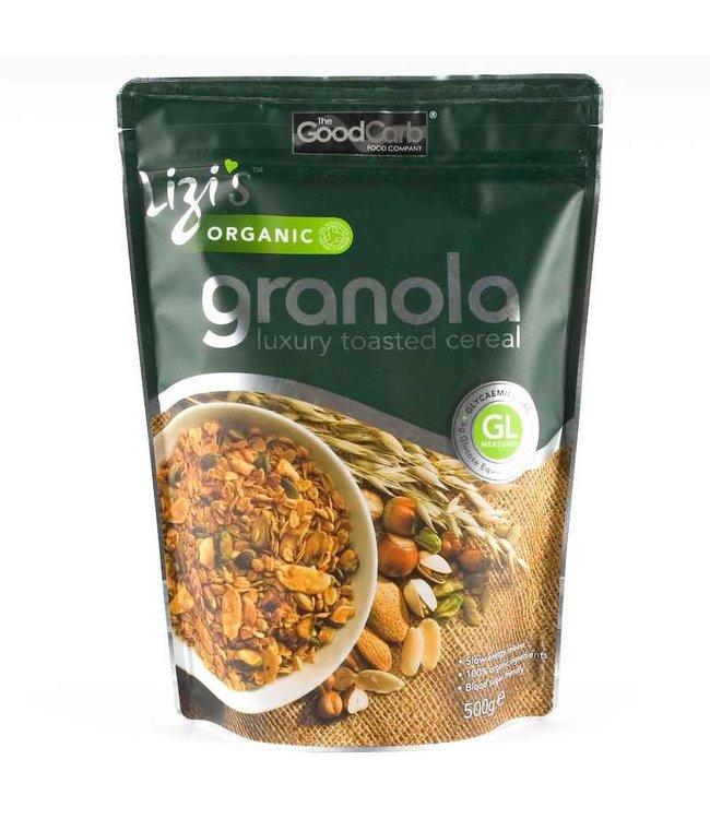 Lizis Lizi's Organic Granola 500g