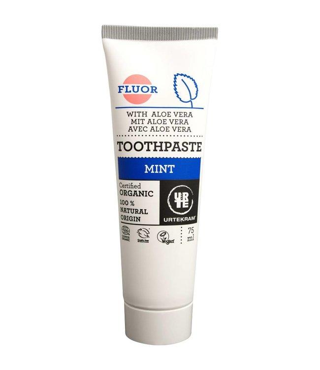 Urtekram Urtekram Mint Fluoride Toothpaste 75ml