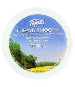 Tofutti Tofutti Creamy Smooth Plain 8oz