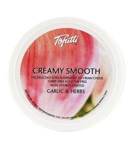 Tofutti Tofutti Creamy Smooth - Garlic & Herb 8oz