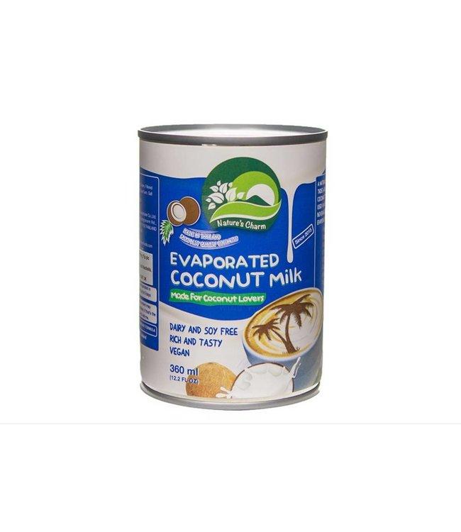 Natures Charm Evaporated Coconut Milk 360ml