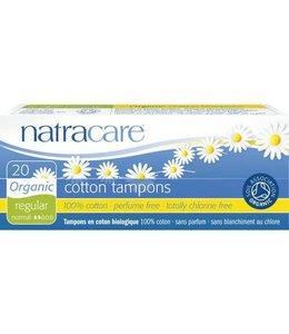 Natracare NatraCare Organic Non-Applicator Tampons Regular X 20