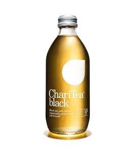 Charitea ChariTea Black ORG Iced Black Tea with Lemon 330ml