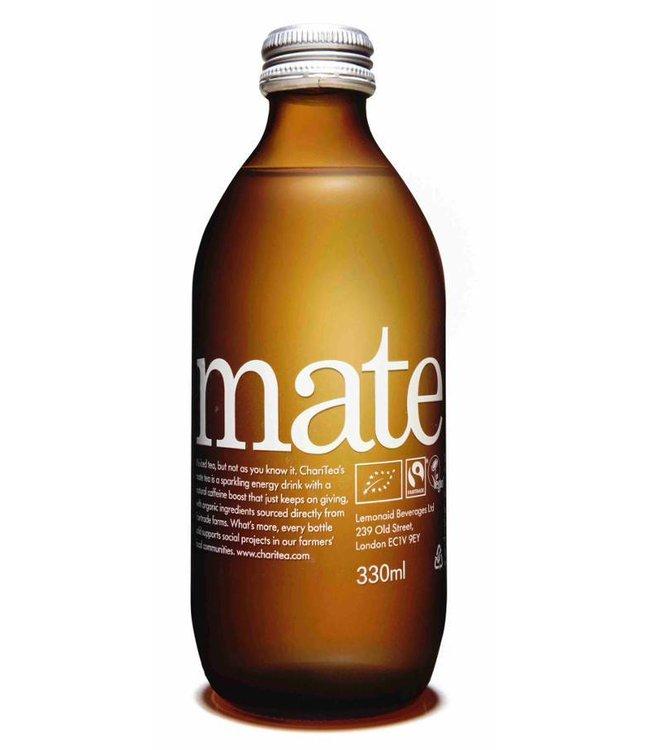 Charitea ChariTea Mate ORG Sparkling Iced Mate Tea 330ml