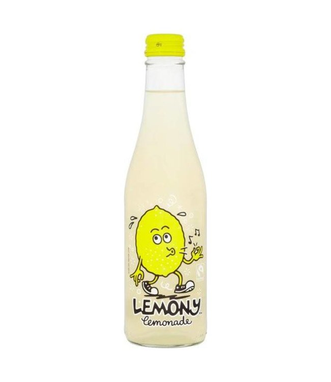 Karma Karma Cola ORG Lemony Lemonade 330ml
