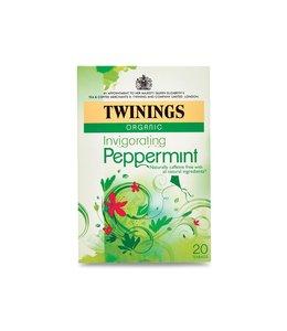Twinings Organic Invigorating Peppermint Tea 20 Teabags