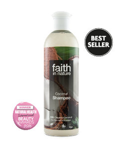 Faith in Nature Faith In Nature Coconut 400ml Shampoo