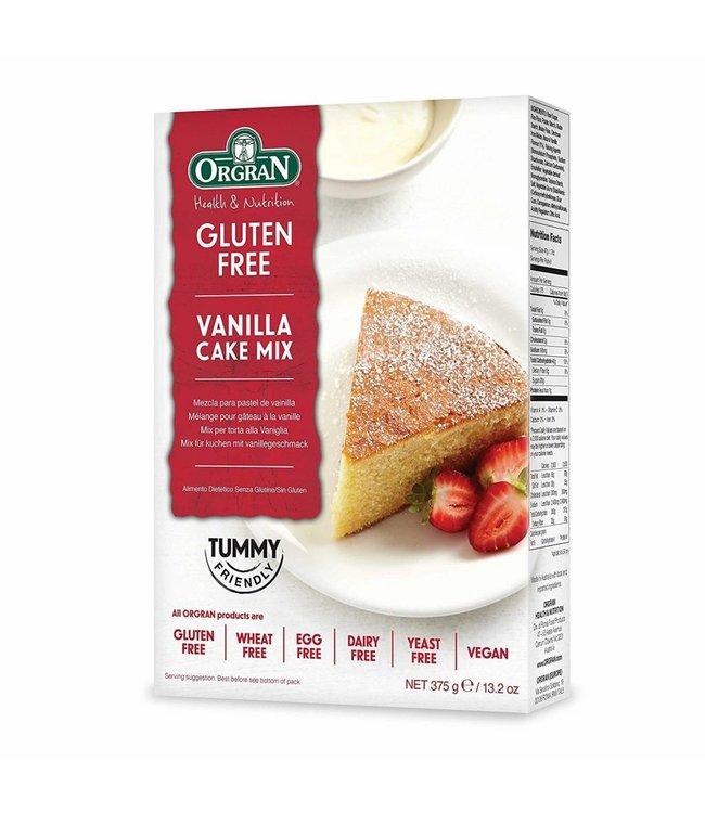 Orgran Orgran Vanilla Cake Mix 375g