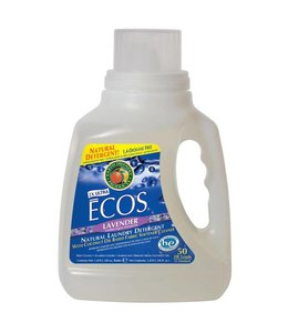 Earth Friendly Products Ecos Laundry Liquid Lavender 1.5l