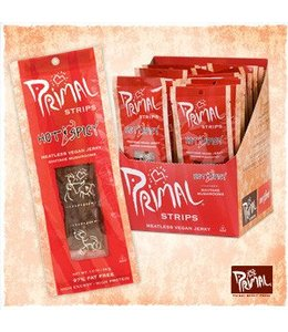 Primal Spirit Primal Strips Hot & Spicy Jerky 28g