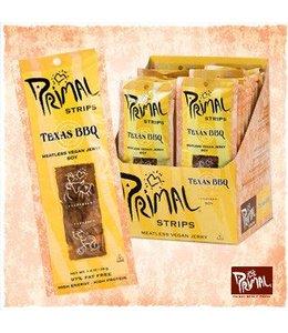 Primal Spirit Primal Strips Strips Texas Bbq Jerky 28g