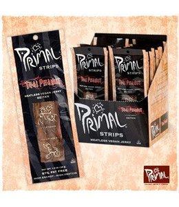 Primal Spirit Vegan Jerky Strips Thai Peanut 28g