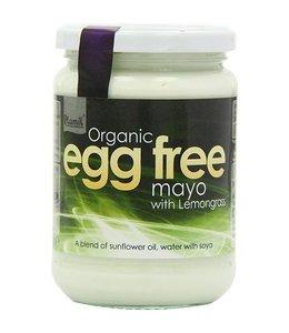 Plamil Organic Egg Free Mayonnaise Lemongrass 315g Jars