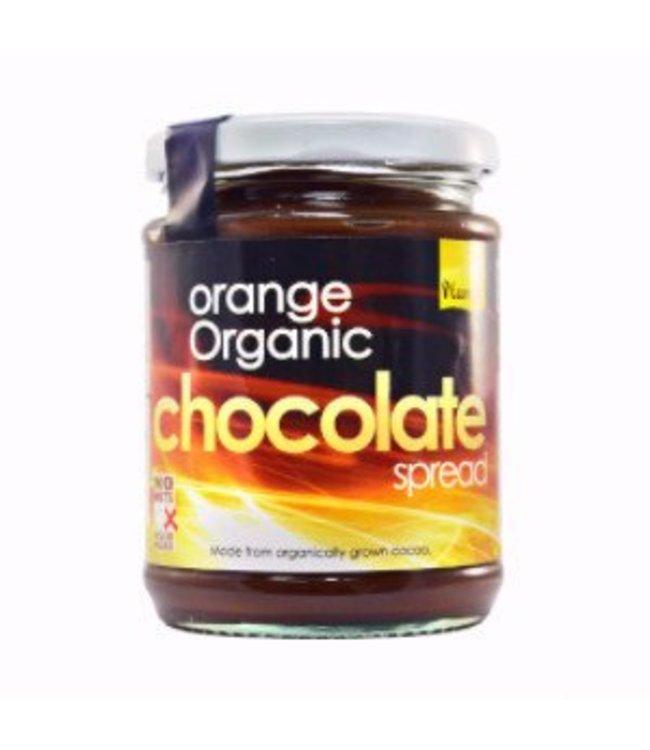 Plamil Organic Chocolate Spread Orange 275g Jars
