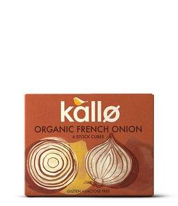 Kallo Kallo Organic French Onion Stock Cubes 66g