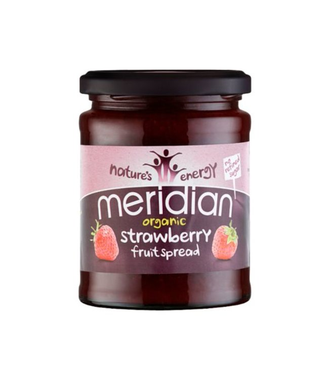 Meridian Meridian ORG Strawberry Spread 284g