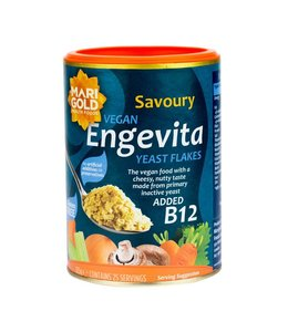 Engevita Nutritional Yeast with B12  125g