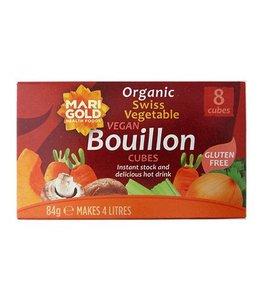 Marigold Marigold Organic Bouillon Cube Regular 84g