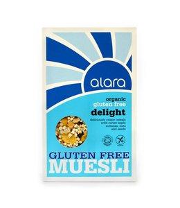 Alara Everyday Organic Gluten Free Delight Muesli 250g