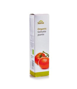 Suma Organic Tomato Puree 200g
