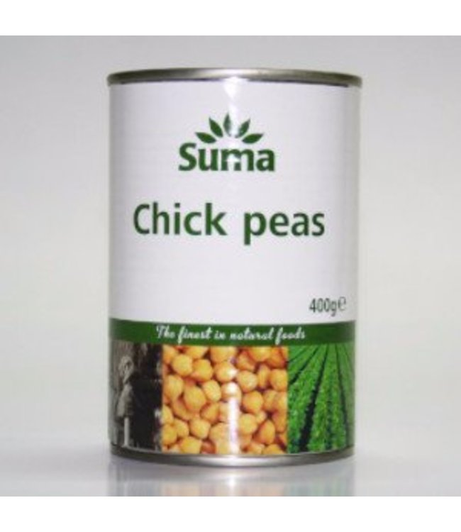 Suma Suma Chick Peas 400g