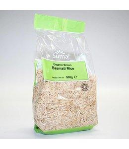 Rice - Basmati Brown Organic