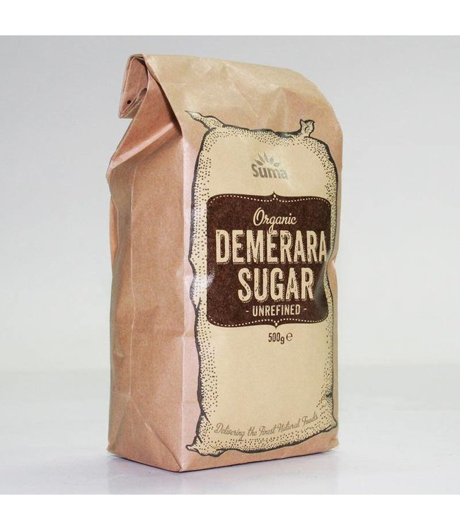 Organic Demerara Sugar 500g