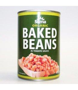 Suma Suma Organic Baked Beans 400g